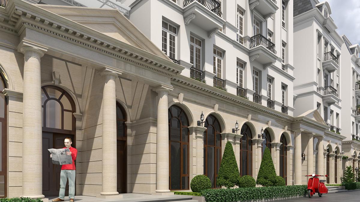 Chung cư Grandeur Palace